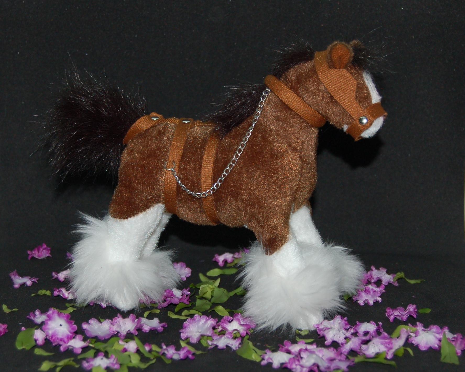 Clyde Plus Horse