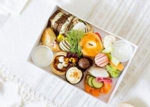 Tally-Ho and Truffles Catering picnic box