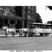 Tally Ho Carriage Tours circa 1944
